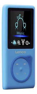 Lenco lecteur MP4 MP-108 8 Go Blue-Côté gauche