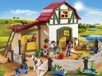 Playmobil Country 6927 Poney club-Image 1