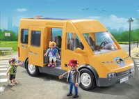 Playmobil City Life 6866 Bus scolaire-Image 1