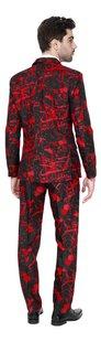 SuitMeister verkleedpak Black Blood maat 56/58-Achteraanzicht