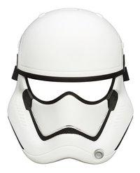 Masker Disney Star Wars Episode VII Stormtrooper-Vooraanzicht