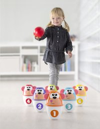 Chicco Bowling Monkey Strike 2-in-1-Afbeelding 2