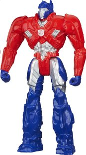 Figurine Transformers 4 Titan Heroes Optimus Prime-Avant
