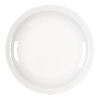 Lubiana 6 assiettes plates Scandia 24 cm