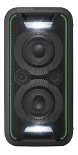 Sony luidspreker bluetooth GTK-XB5 zwart-Vooraanzicht