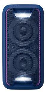Sony haut-parleur Bluetooth GTK-XB5 bleu-Avant