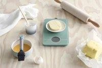 Brabantia digitale keukenweegschaal Essential mint -Afbeelding 1