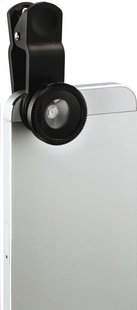 Hama 3 universele lenzen voor smartphone en tablet-Afbeelding 2