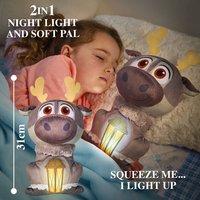 GoGlow nachtlampje Disney Frozen II Sven-Artikeldetail