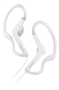 Sony oortelefoon MDR-AS210 wit