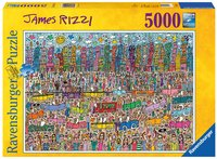 Ravensburger puzzel James Rizzi