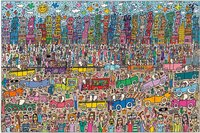 Ravensburger puzzle James Rizzi-Avant