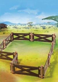Playmobil Wild Life 6946 Omheining-Afbeelding 1