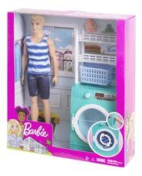Barbie Ken et la machine à laver-Côté droit