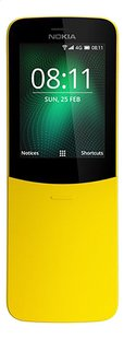 Nokia GSM 8110 4G jaune-Avant