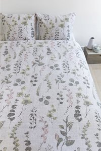 Ariadne at Home Housse de couette Blooms natural coton-commercieel beeld