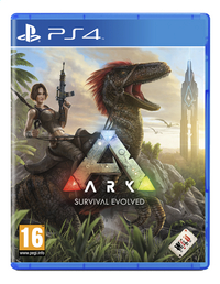 PS4 Ark: Survival Evolved FR/ANG