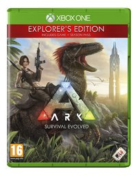 Ark Survival  Evolved Explorer's Edition FR/ANG