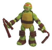 Figurine Les Tortues Ninja Battle Shell Michelangelo