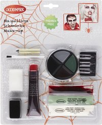Maquillage zombie Latex Kit