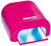 Promed nageldroger UVL-36 roze-Vooraanzicht