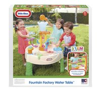Little Tikes table de jeu Fountain Factory