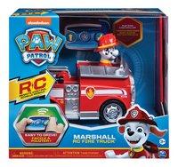 Auto RC PAW Patrol Marshall fire truck-Vooraanzicht