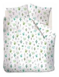 Ambiante Housse de couette Cactus green coton-Avant