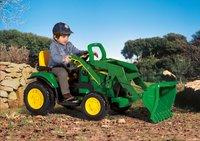 Peg-Pérego tracteur électrique John Deere Ground Loader-Image 1