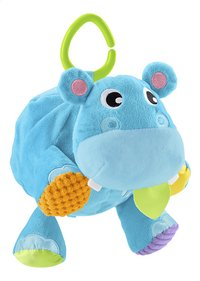 Fisher-Price peluche-balle Mon Hippo 2 en 1-Côté gauche