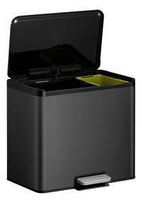 Eko Pedaalemmer Essential Recycler zwart 9 l + 20 l-Artikeldetail