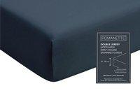 Romanette Hoeslaken teal double jersey-commercieel beeld