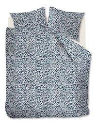 Ambiante Dekbedovertrek Leopard blue katoen 260 x 220 cm-Vooraanzicht