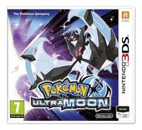 3DS Pokemon Ultra Moon ENG