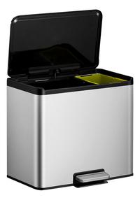 Eko Pedaalemmer Essential Recycler mat staal 9 l + 20 l-Artikeldetail