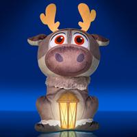 GoGlow nachtlampje Disney Frozen II Sven-Afbeelding 1