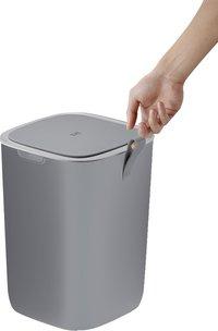 Eko Afvalemmer Morandi sensor grijs 12 l-Afbeelding 1
