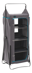 Easy Camp Armoire pliante Blencow gris/bleu