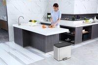 Eko Pedaalemmer Essential Recycler mat staal 9 l + 20 l-Afbeelding 2