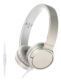 Sony casque MDR-ZX660 cuivre