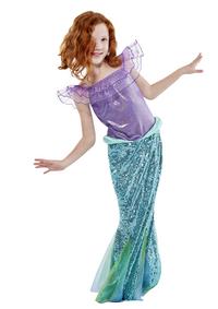DreamLand déguisement Sirène taille 164-Image 1