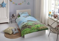 Good Morning Housse de couette Rex coton Lg 140 x L 220 cm-commercieel beeld