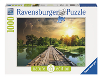 Ravensburger puzzle Lumière Mystique-Avant