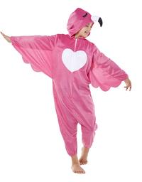 DreamLand verkleedpak Flamingo-Afbeelding 2