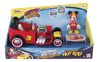 Transformeerbaar voertuig met figuur Disney Mickey and the Roadster Racers Mickey-Vooraanzicht