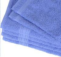 Jules Clarysse 6-delige handdoekenset Classic blauw-Artikeldetail