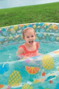 Bestway piscine pour enfants Tropical Ø 150 cm-Image 1