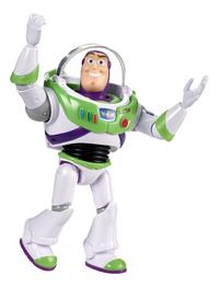 Figurine articulée Toy Story 4 Movie basic Buzz l'Éclair-Côté gauche