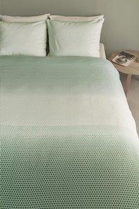 Beddinghouse Dekbedovertrek Sunkissed green katoen 200 x 220 cm-commercieel beeld