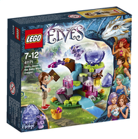 LEGO Elves 41171 Emily Jones & le bébé dragon